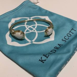 Kendra Scott Gold Andy Cuff Bracelet